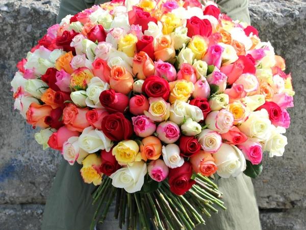 Язык цветов – селам – известен со времен Древней Греции