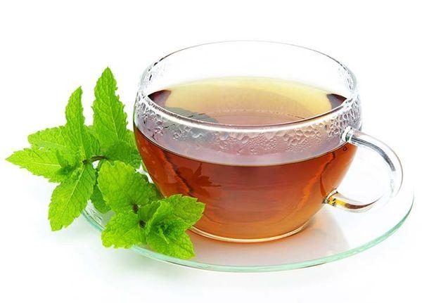 мята чай