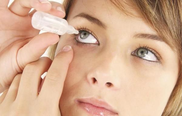 Капли с соком герани помогут снизить глазное давление